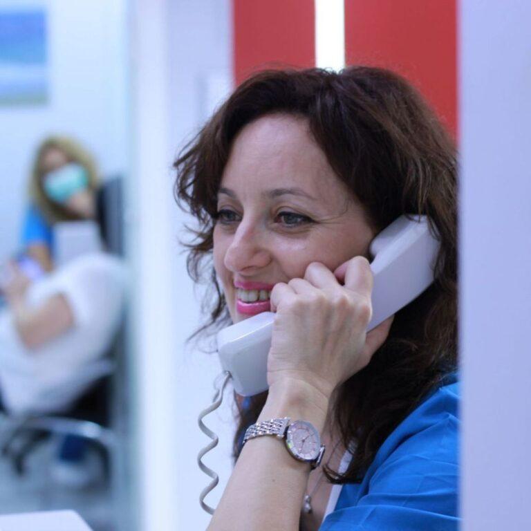 צרו קשר - מרפאת שיניים
