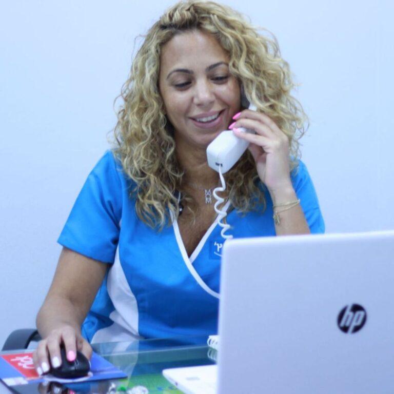 מרפאת מג'יק טאץ שירות לקוחות