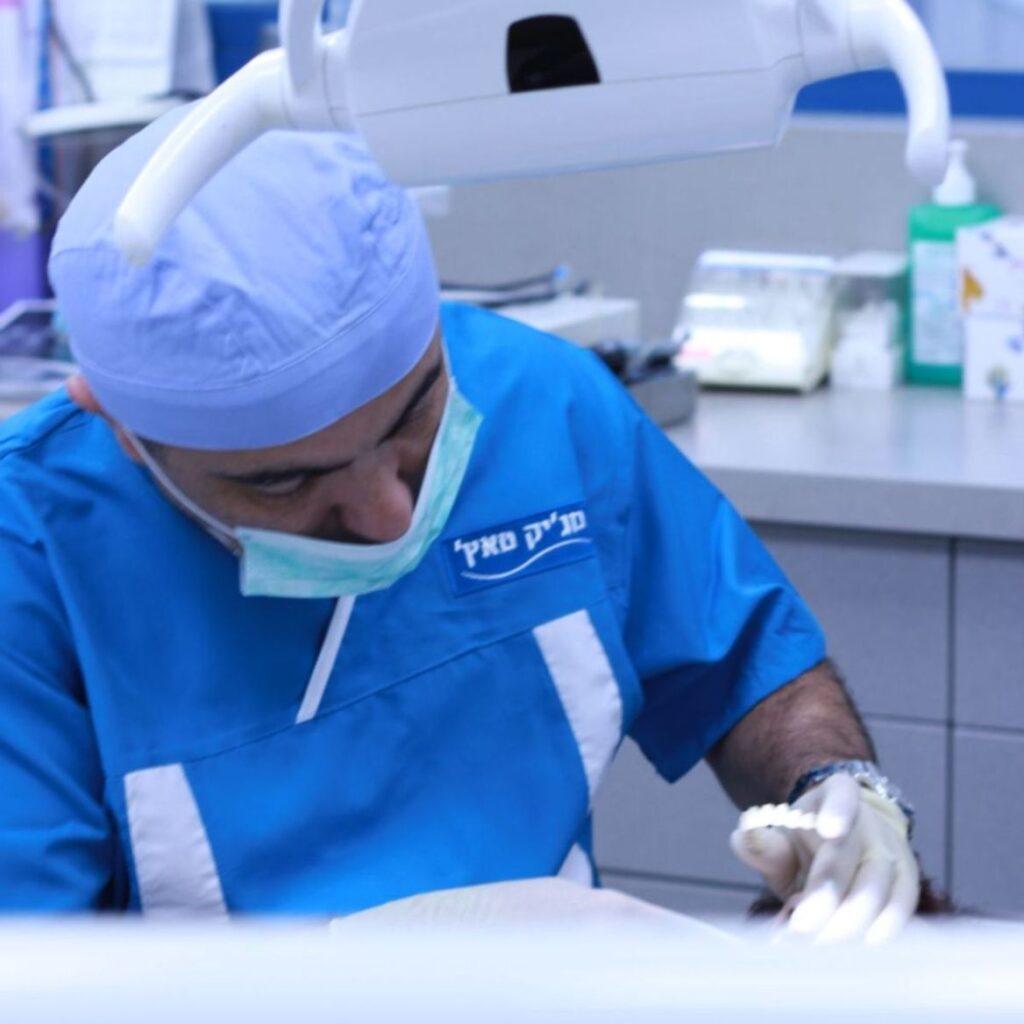 טיפול השתלת עצם