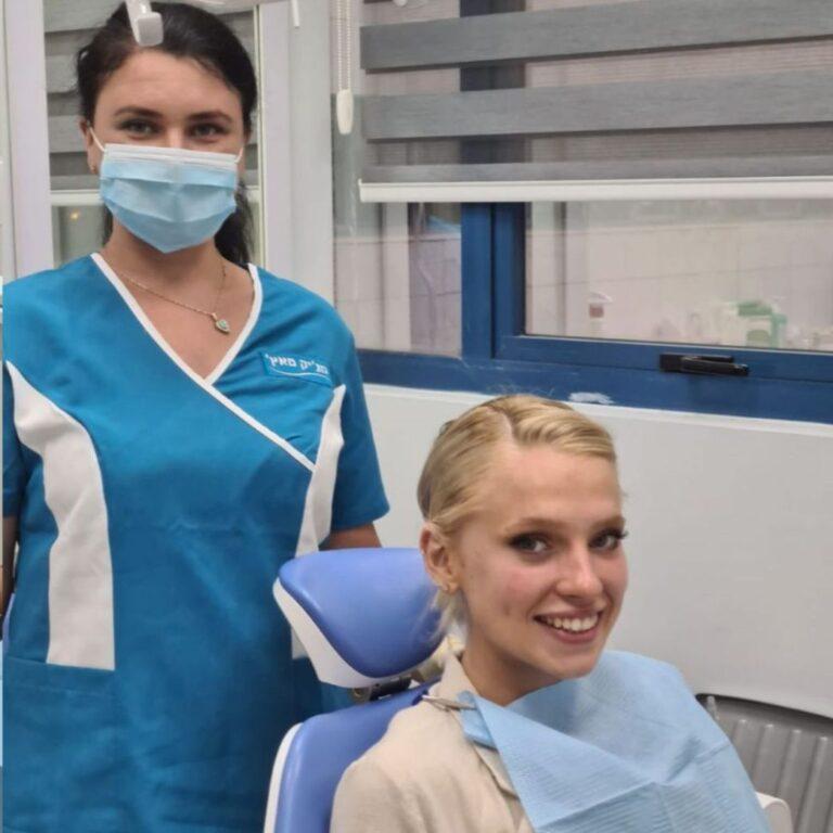 מאמרים בתחום רפואת השיניים